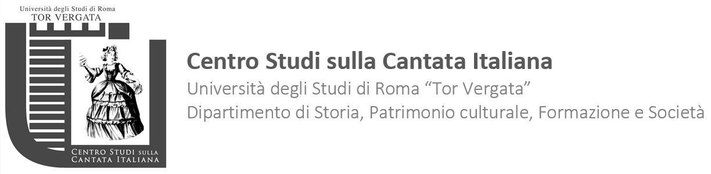 Centro Studi sulla Cantata Italiana